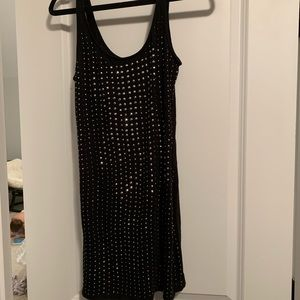 Express long shirt with embellishment size S